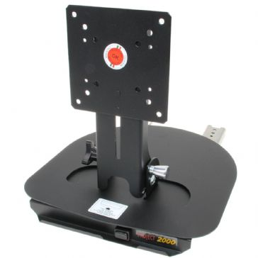 Project 2000 LCD TOP MOUNTING SLIDING TV BRACKET